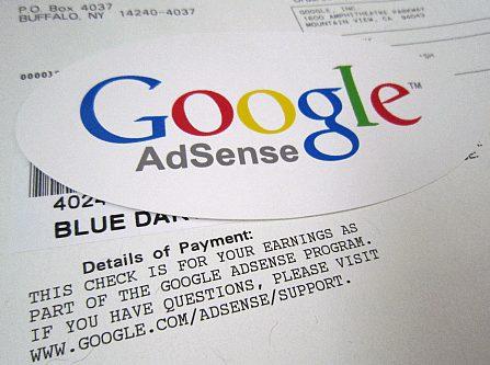 AdSenseの目標達成カードについて