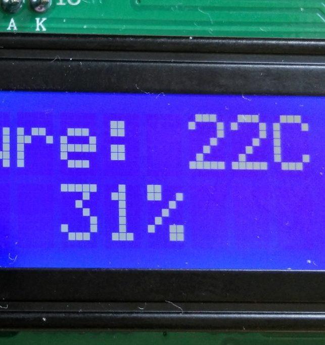 DHT11(温・湿度センサー)をラズベリーパイ3(Raspberry Pi 3)で使う