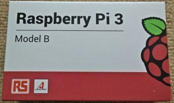 Raspberry Pi 3 Model B V1.2 (日本製)