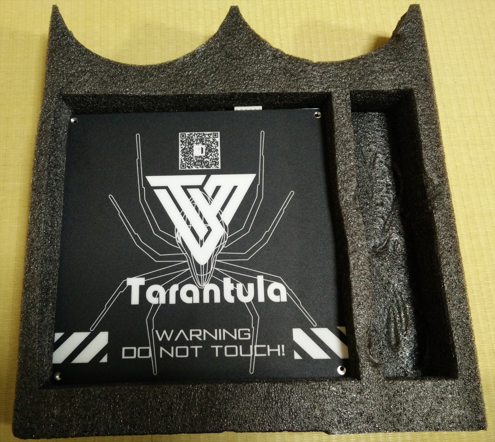 3Dプリンター(TEVO Tarantula)のパーツ一覧