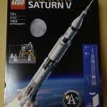 レゴ(LEGO) アイデア 「NASA アポロ計画 サターンV (21309)」レビュー