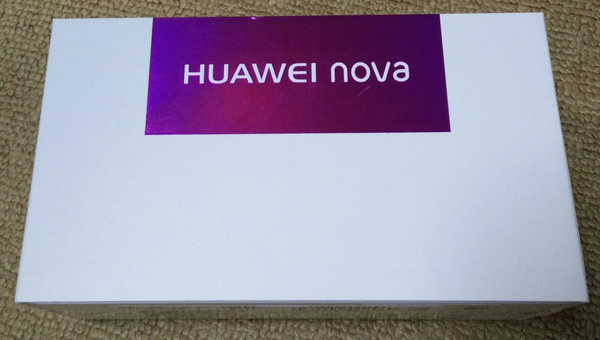 格安中華スマホの「HUAWEI nova」を購入したので、軽くレビュー