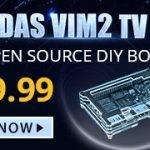 【最大半額】GearBestでのシングルボードPC「Khadas VIM2 Max TV Box」独占販売情報
