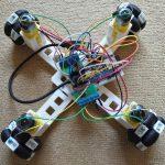 3Dプリンタで自作したオムニホイールを使ってWi-Filラジコンカーを作った(ESP32)