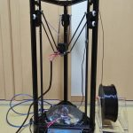 【クーポン有り】デルタ型3Dプリンター 「Anycubic Kossel」のレビュー(組み立て編)