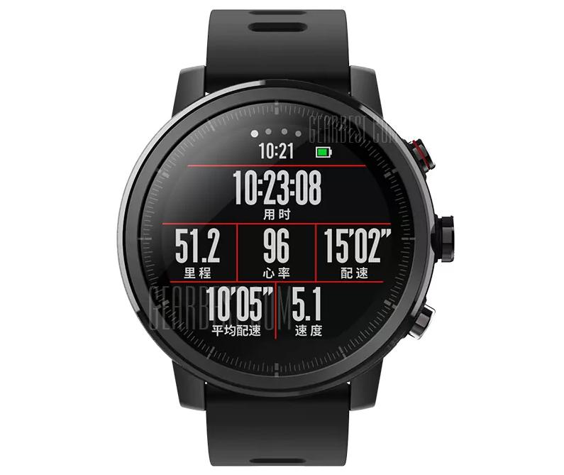 【GearBestセール情報】Xiaomi Huami Amazfit Smartwatch 2(スマートウォッチ)
