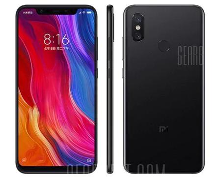 【GearBest】「Xiaomi Mi 8(グローバルバージョン)」セール情報