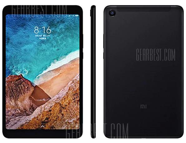 【GearBest】「Xiaomi Mi Pad 4」(タブレット)のセール情報