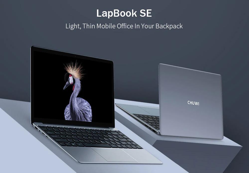 【GearBest】「Chuwi Lapbook SE」(ノートPC)セール情報