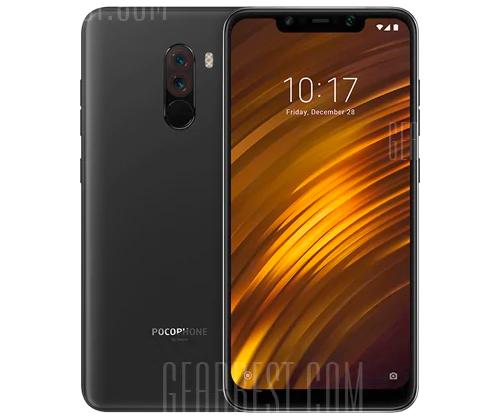Snapdragon 845のスマホ「Xiaomi Pocophone F1」が3万円台(309.99ドル)で買えるので紹介