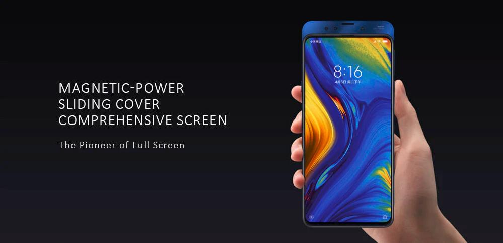 【GearBest】Xiaomi Mi Mix 3(スマホ)のクーポン情報