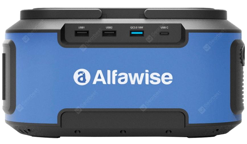 Gearbest Alfawise S420