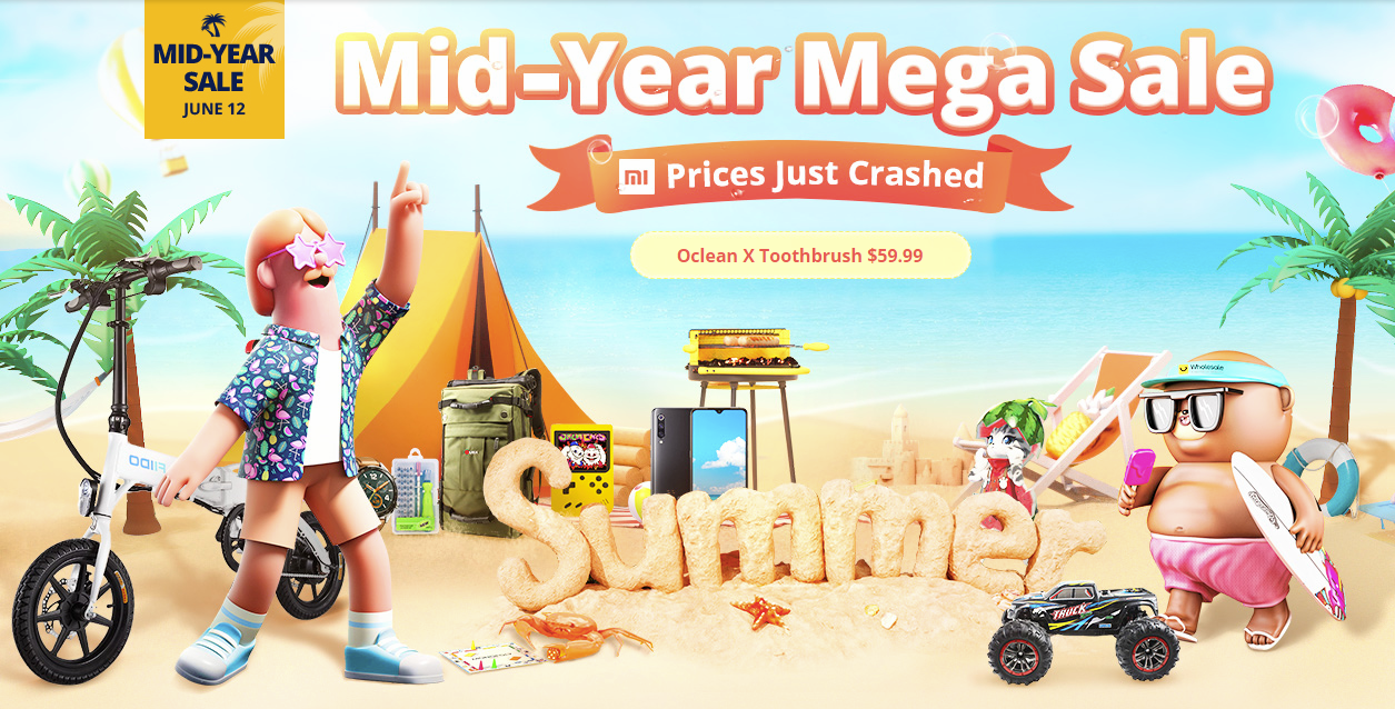 Gearbest mid-year-sale