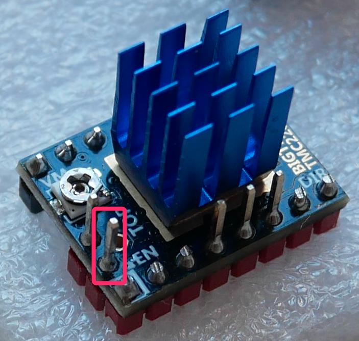 【3Dプリンター改造】Ender-3でセンサーレスホーミングを試してみた(TMC2130)