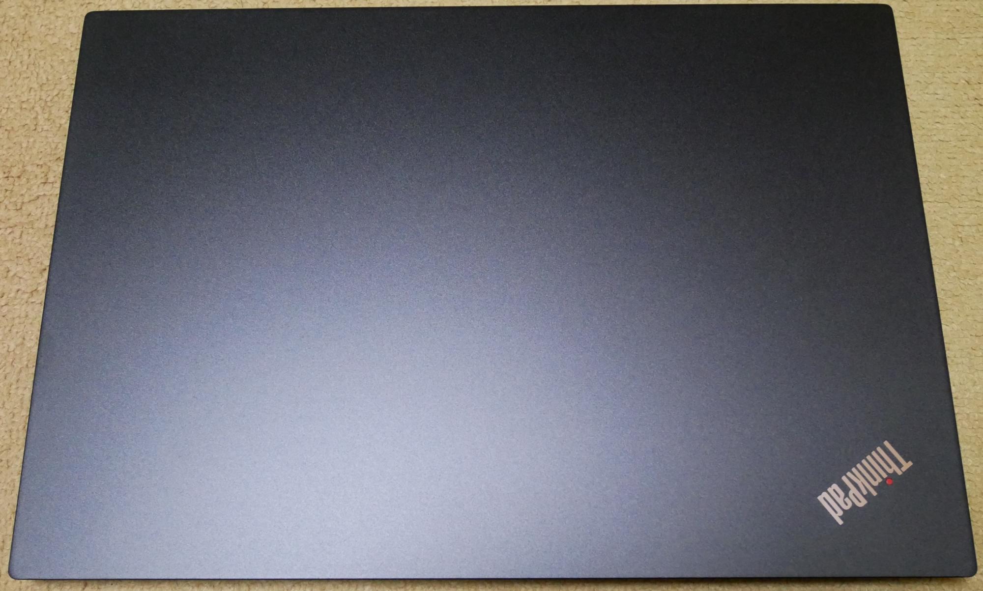 新品の「ThinkPad E595」を5万円で買ったのでレビュー