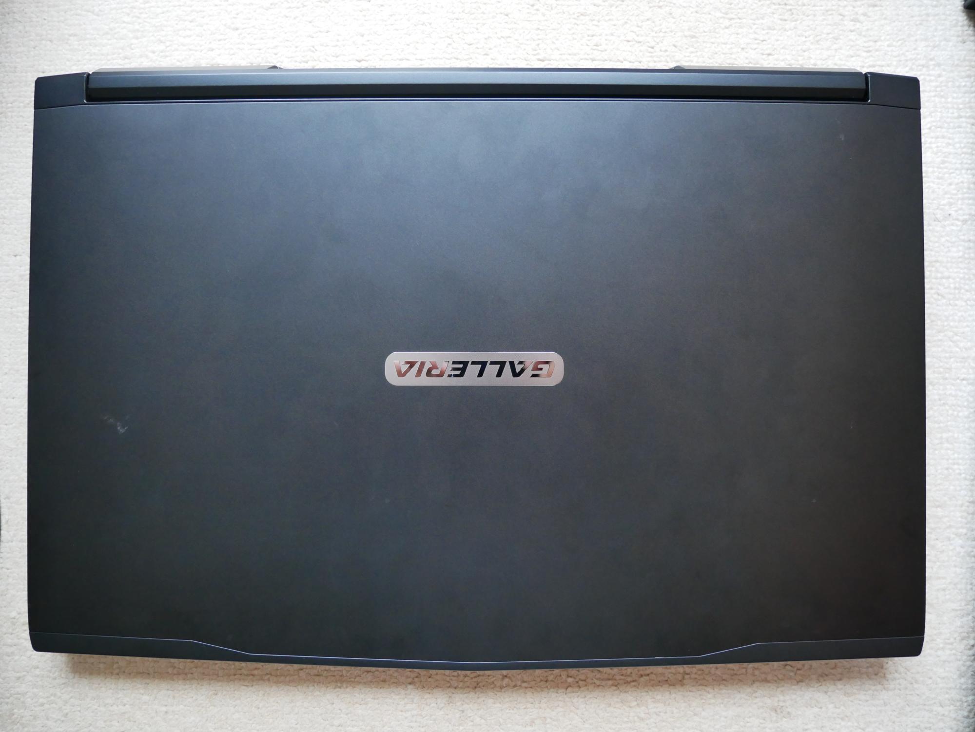 ミドルクラスのゲーミングノートPC「GALLERIA GCF1060GF」(中古)を約9万円で買ったのでレビュー